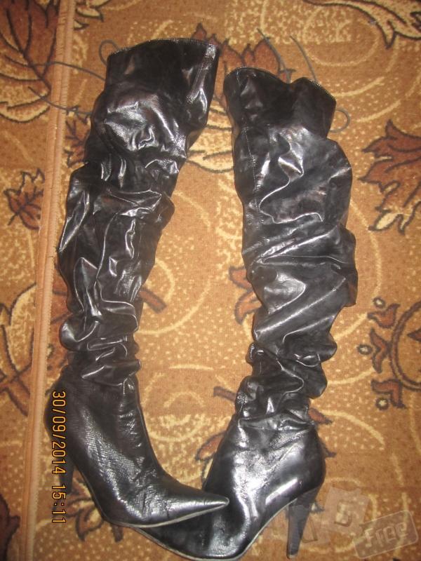 Продам сапоги-чулки