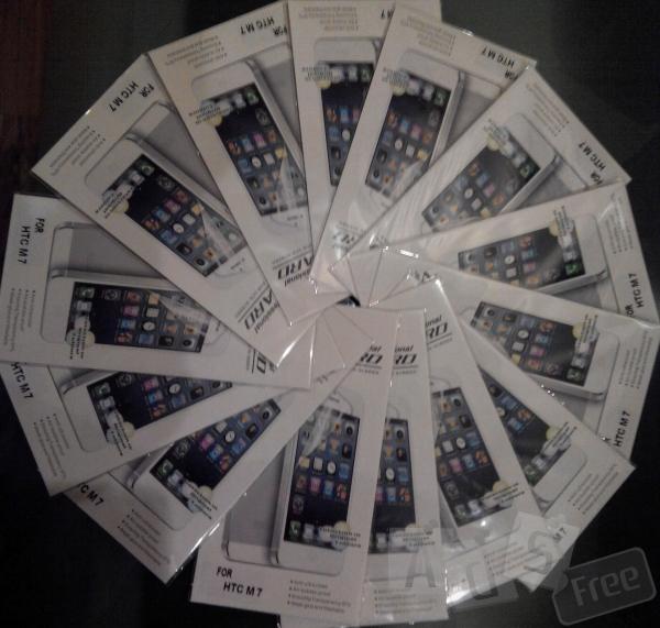 Захисна плівка для HTC One M7