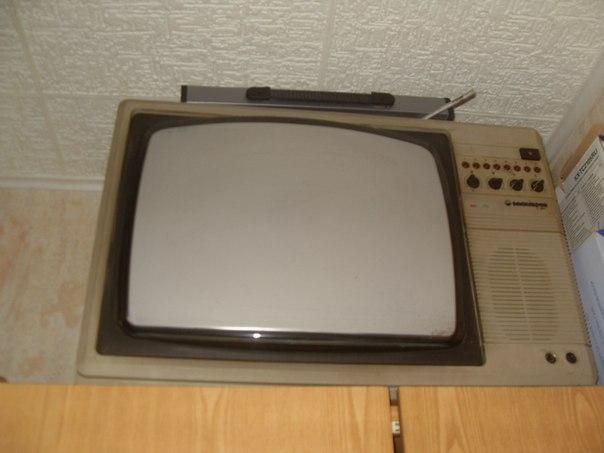 телевизор Электрон