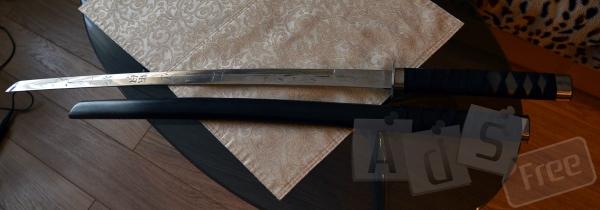 продам японский меч