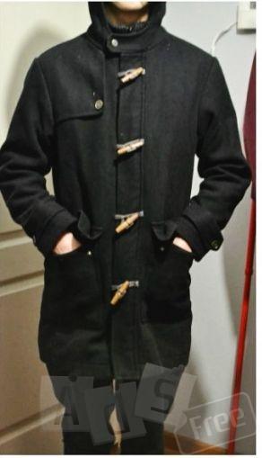 Пальто мужское осень-весна