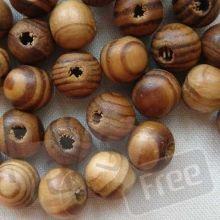 Бусинки деревянные