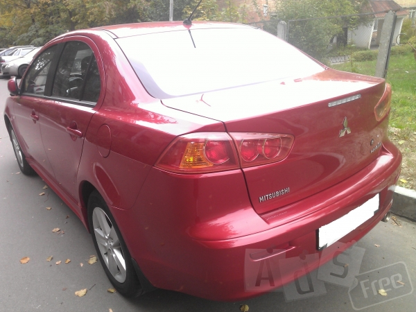 продам Mitsubishi lancer 2.0 invite AT 2008г.в. с пробегом 51300км.